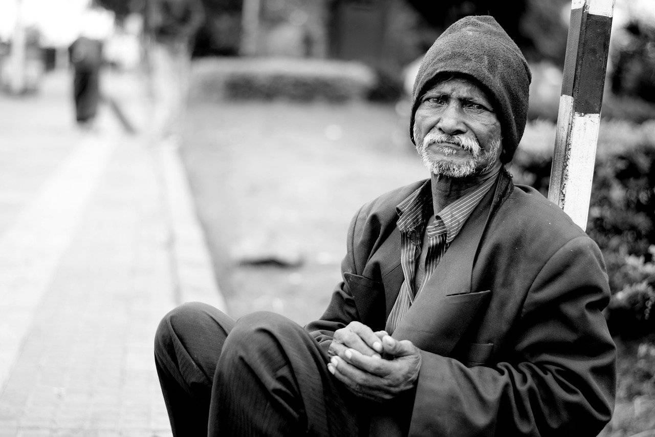poor, black, poverty